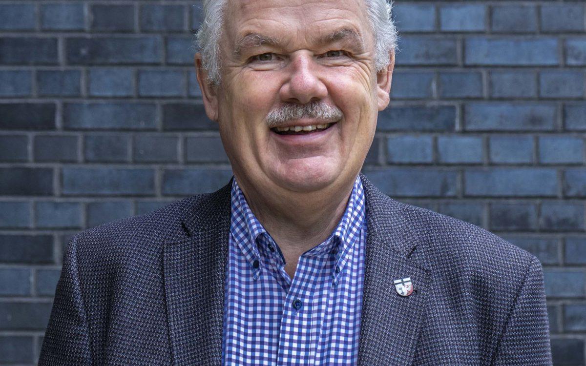 Geschäftsführer Stefan Raetz